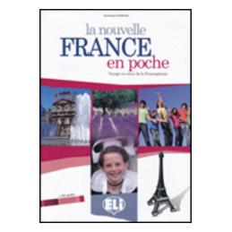 NOUVELLE FRANCE EN POCHE (LA) + CD  Vol. U