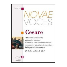 NOVAE VOCES   CESARE  VOL. U