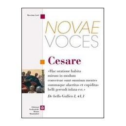 NOVAE VOCES   CICERONE  VOL. U