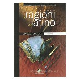 NUOVO LE RAGIONI DEL LATINO LEZIONI 1 Vol. 1