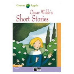 OSCAR WILDE`S SHORT STORIES BOOK + CD Vol. U