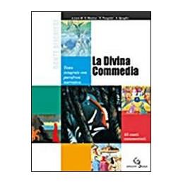 DIVINA COMMEDIA ANTOLOGIA  PARADISO  VOL. 3