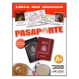 PASAPORTE ELE A1 ALUMNO + CD  Vol. 1