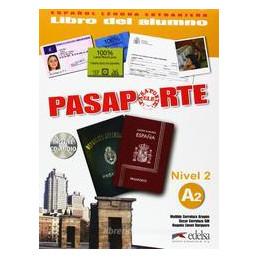PASAPORTE ELE A2 ALUMNO + CD  VOL. 2