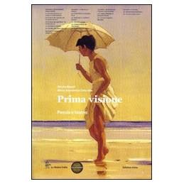 PRIMA VISIONE POESIA E TEATRO + ESPANSIONE WEB VOL. U
