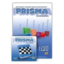 PRISMA A1, LIBRO + CD
