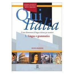 QUI ITALIA-1/NE LINGUA