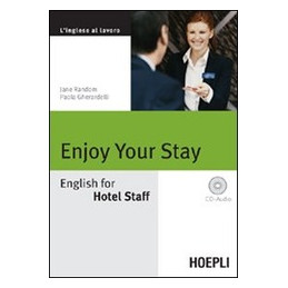 ENJOI YOUR STAY ENGLISH FOR HOTEL STAFF