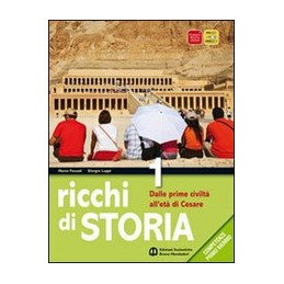 RICCHI DI STORIA 2 DALL`IMPERO ROMANO ALL`ALTO MEDIOEVO VOL. 2