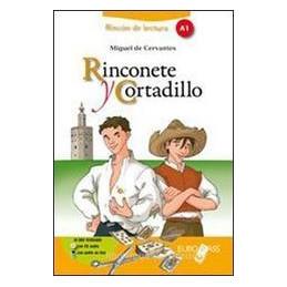 RINCONETE Y CORTADILLO + CD (A1)