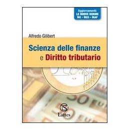 SCIENZA DELLE FINANZE E DIRITTO TRIBUTARIO  Vol. U