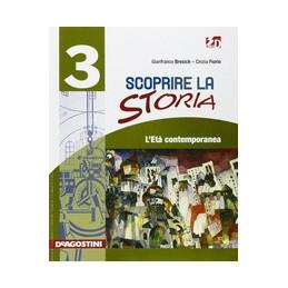 SCOPRIRE LA STORIA VOLUME 3 Vol. 3