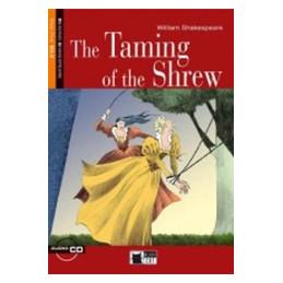 TAMING OF THE SHREW (BUTLER) + CD
