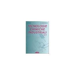 TECNOLOGIE CHIMICHE IND.  3 VOL. 3 VOL. 3