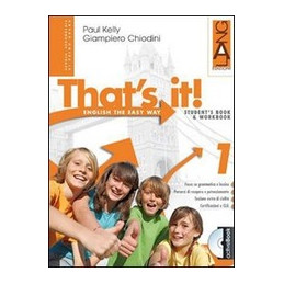THAT`S IT! 3 EDIZIONE PACK VOLUME 3 + EXTRABOOK 3 + ACTIVEBOOK 3 VOL. 3