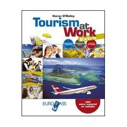 TOURISM AT WORK LIBRO  Vol. U