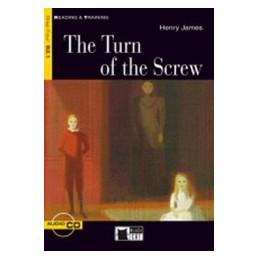 TURN OF THE SCREW (JACKSON) + CD