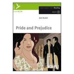 PRIDE AND PREJUDICE +CD