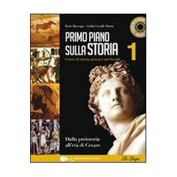 PRIMO PIANO SULLA STORIA 1 +CD+GEOSTORIA