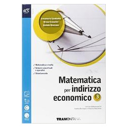 MATEMATICA X IND. ECON. 3 SET MAIOR+OBIETTIVO TERZA PROVA