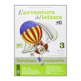 AVVENTURA DEL LETTORE (L`) 3 COMPLETO + LIBRO DIGITALE Vol. 3