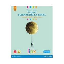 SCIENZE DELLA TERRA SECONDO BIENNIO+5 ANNO +ACTIVEBOOK  Vol. U