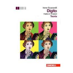 DIGITO. CONF. TEORIA + ESERCIZI 1 MULTIMEDIALE CON CD ROM TUTOR (LMM) IL LATINO IN 75 LEZIONI Vol. 1