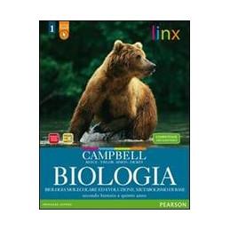 BIOLOGIA BIOLOGIA MOLECOLARE,EVOLUZIONE,METABOLISMO + ACTIVEBOOK  Vol. 1
