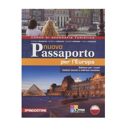 NUOVO PASSAPORTO PER L EUROPA + LIBRO DIGITALE 2 VOL. 2