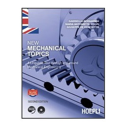 NEW MECHANICAL TOPICS A LINGUISTIC TOUR THROUGH MECHANICAL ENGINEERING VOL. U