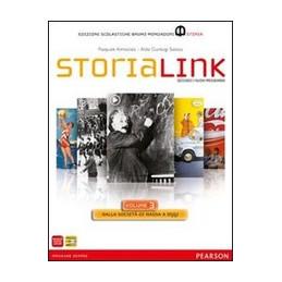 STORIA LINK 3+ATLANTE  VOL. 3