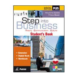 STEP INTO BUSINESS DIGITAL EDITION PLUS TEORYICOMMUNICATIONICULTURE VOL. U