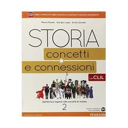 STORIA CONCETTI E CONNESSIONI VOL 2
