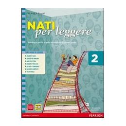 NATI PER LEGGERE 2   LETTERATURA 1
