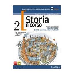 STORIA IN CORSO ED BLU 2   ATLANTE