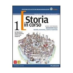 STORIA IN CORSO 1 ED.BLU ECONOMICI+ATLANTE VOL. 1
