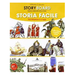 STORYBOARD STORIA FACILE VOL. U