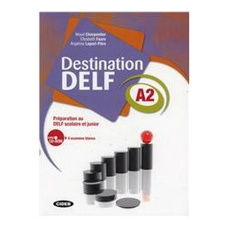DESTINATION DELF A2 + CD Vol. U