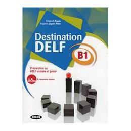 DESTINATION DELF B1 + CD Vol. U