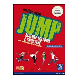 JUMP MANUALE+DIARIO SALUTE ED. INTERATTIVA