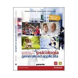 PSICOLOGIA GENERALE E APPLICATA V ANNO