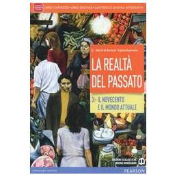 REALTA` DEL PASSATO 3+ADES. ED.INTERATTIVA