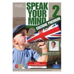 SPEAK YOUR MIND 2 ED.MYENGLISHLAB SB+WB+AB