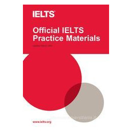 OFFICIAL IELTS PRACTICE MATERIALS PAPERBACK WITH CD AUDIO