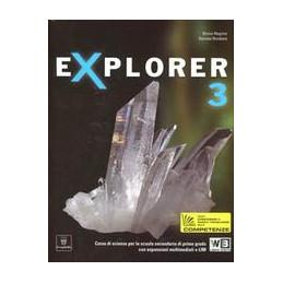 EXPLORER COMPLETO+LIBRO DIGITALE