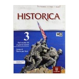 HISTORICA VOL 3 + DIGITALE