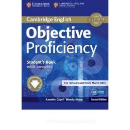 CAPEL OBJECTIVE PROFICIENCY 2ED SB W/A+SW