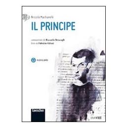MACHIAVELLI IL PRINCIPE+CD MP3 CURA BRUSCAGLI