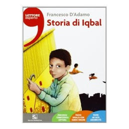 STORIA DI IQBAL N.E.  Vol. U
