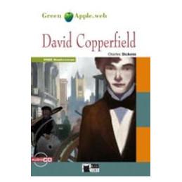 DAVID COPPERFIELD BOOK + CD Vol. U